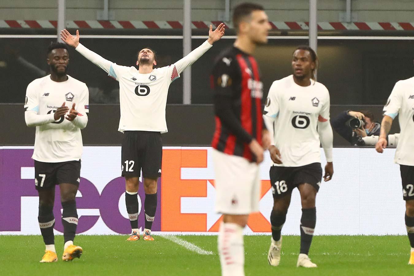 Турецкий игрок «Лилля» установил исторический еврокубковый рекорд