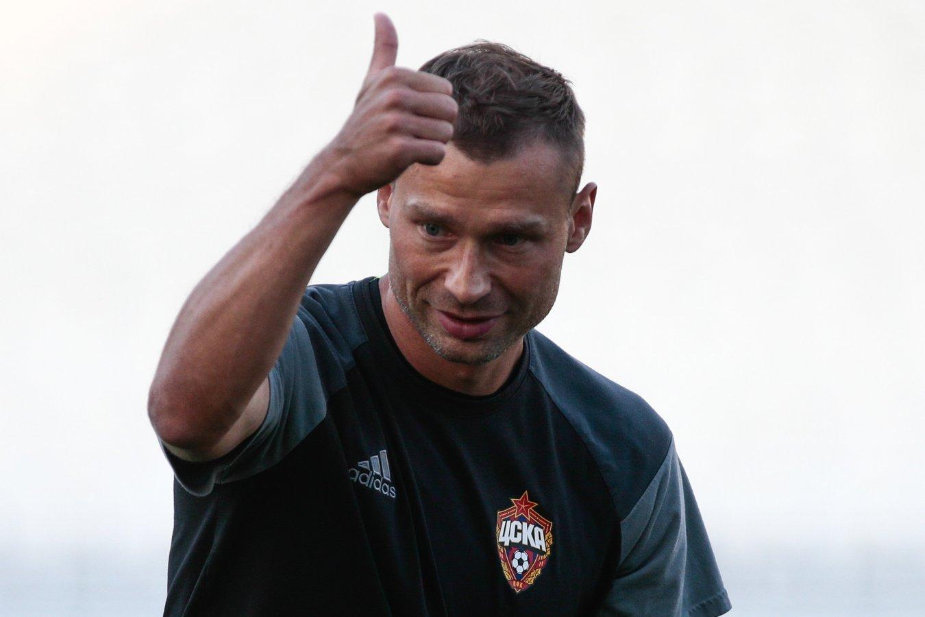 Алексей Березуцкий утверждён на пост главного тренера ЦСКА