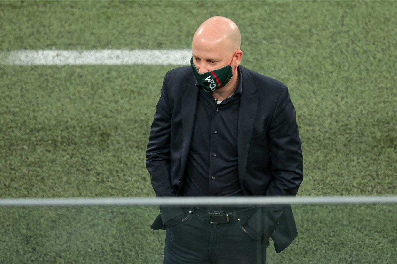 Николич назвал причины поражения «Локомотива» в матче с «Зенитом»