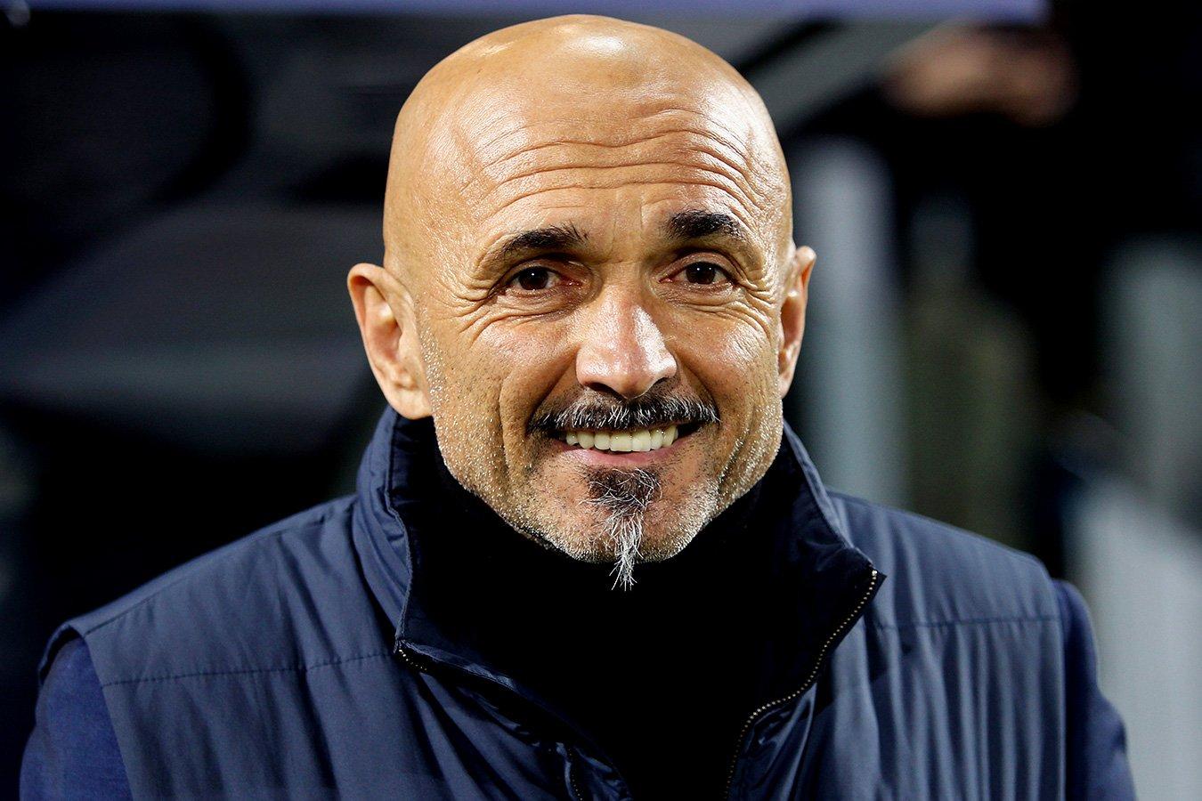 Лучано Спаллетти назначен на пост главного тренера «Наполи»