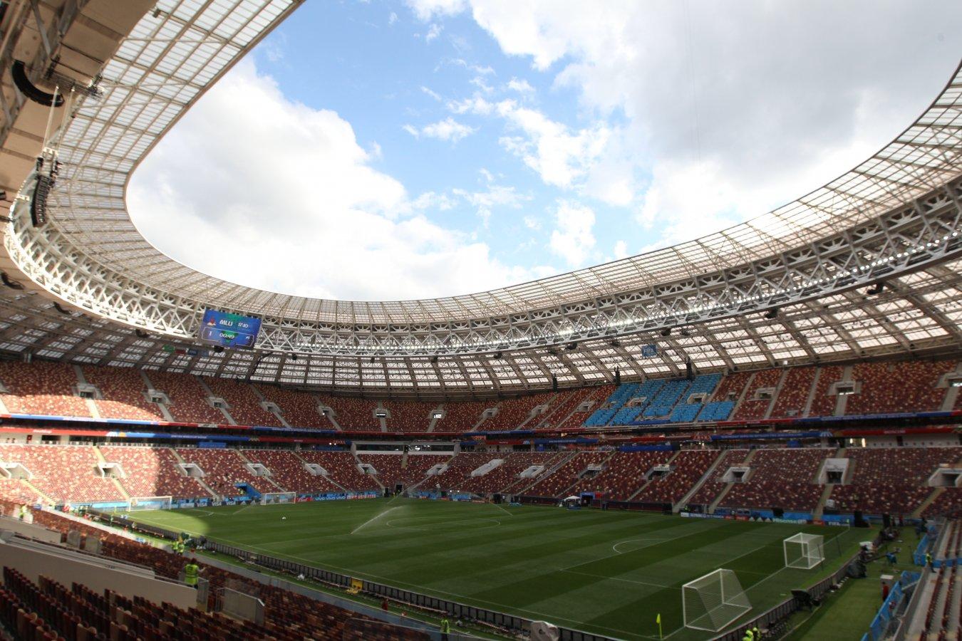 Источник: РЖД попросили сдать «Лужники» в аренду «Локомотиву». Стадион клуба хотят снести