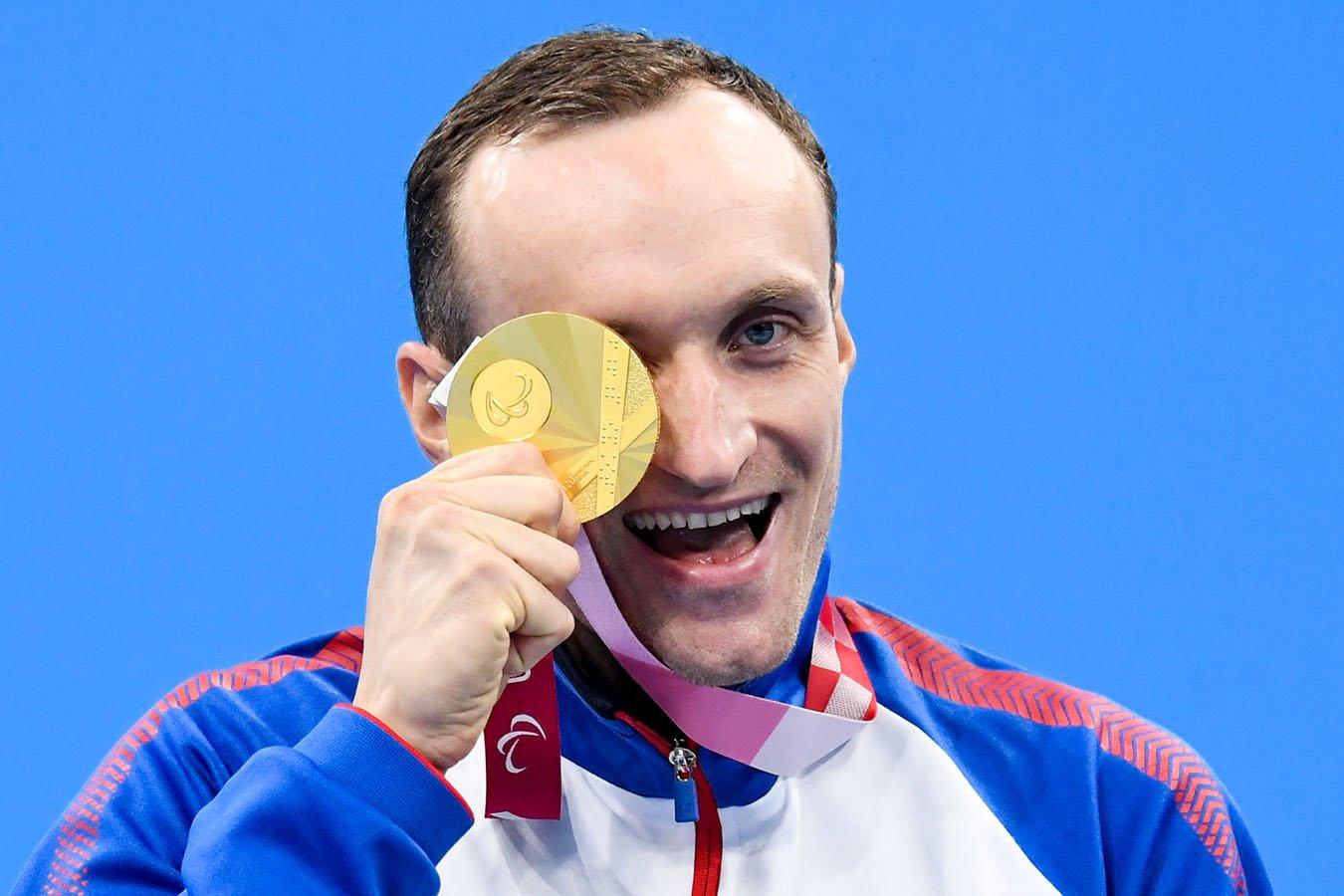 Сборная России обновила свой рекорд по количеству медалей на летних Паралимпийских играх