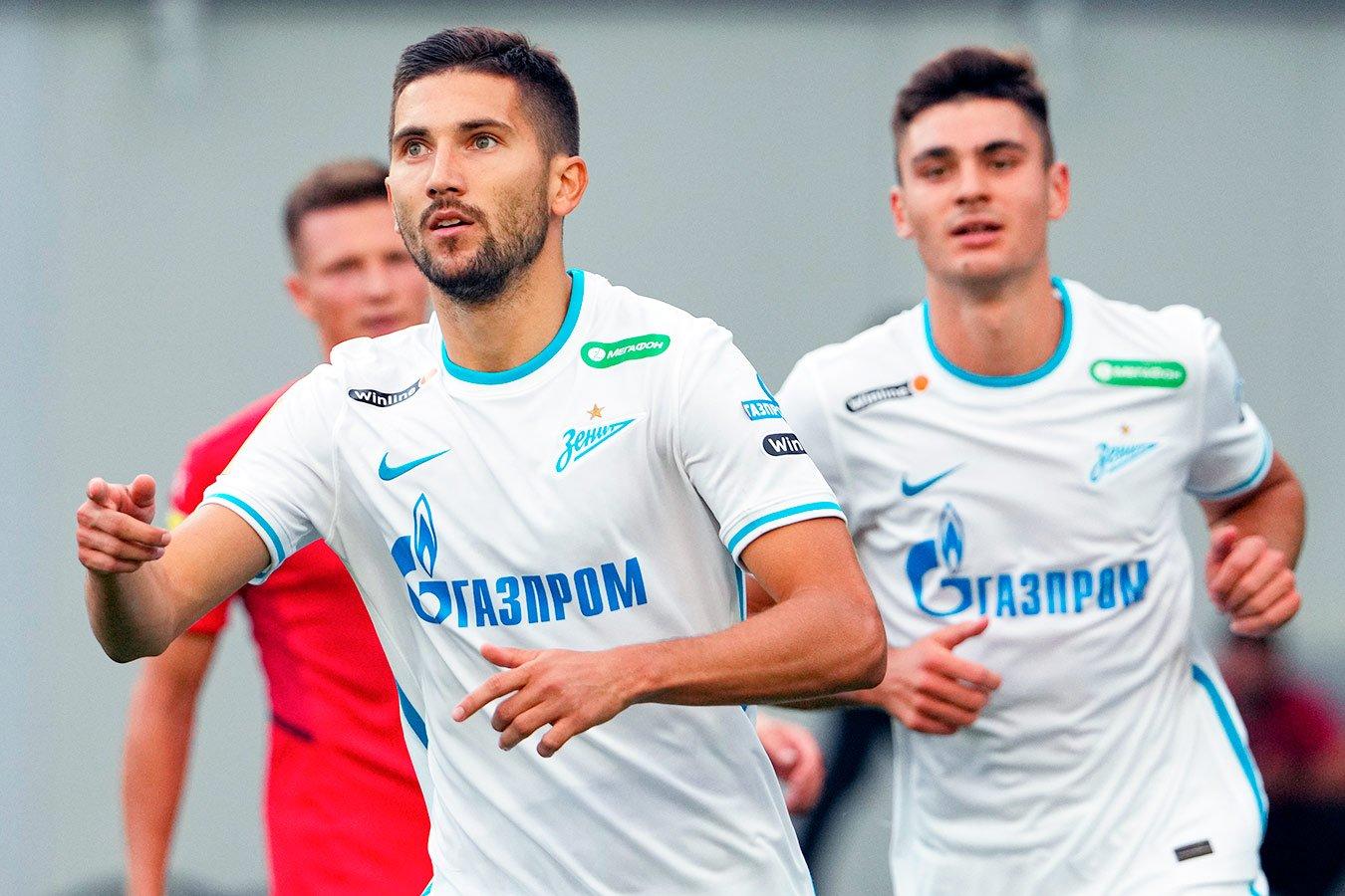 «Зенит» одержал волевую победу в матче 1-го тура РПЛ с «Химками»