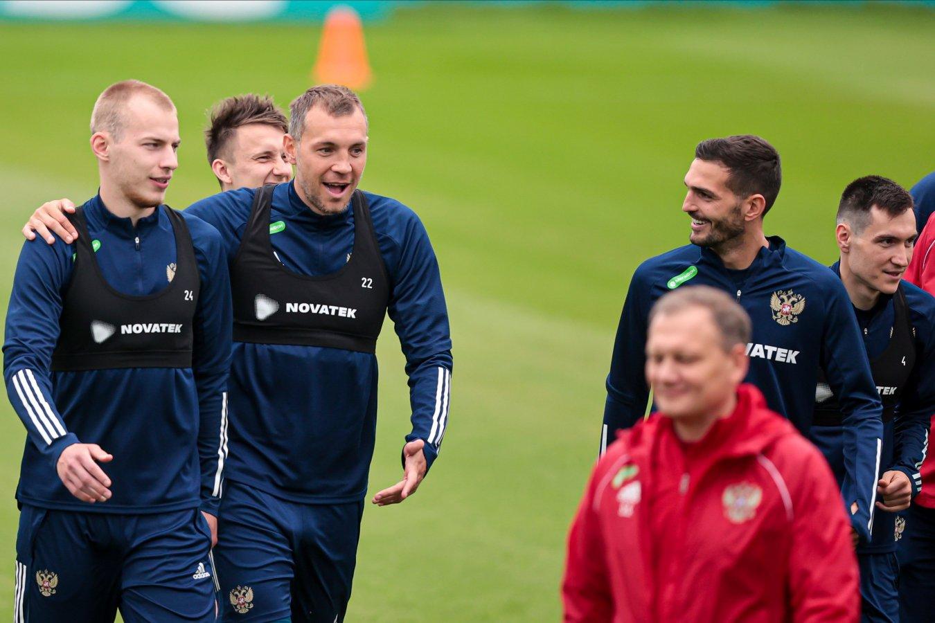 Gracenote оценил шансы сборной России выйти в плей-офф чемпионата Европы