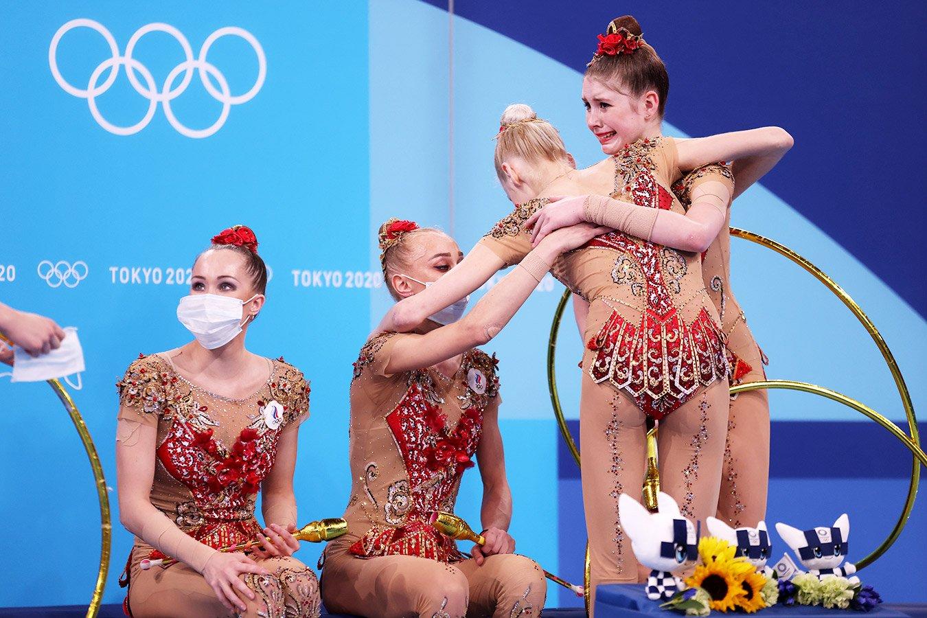 Россия заняла самое низкое место в истории своего участия в летних Играх с 1912 года