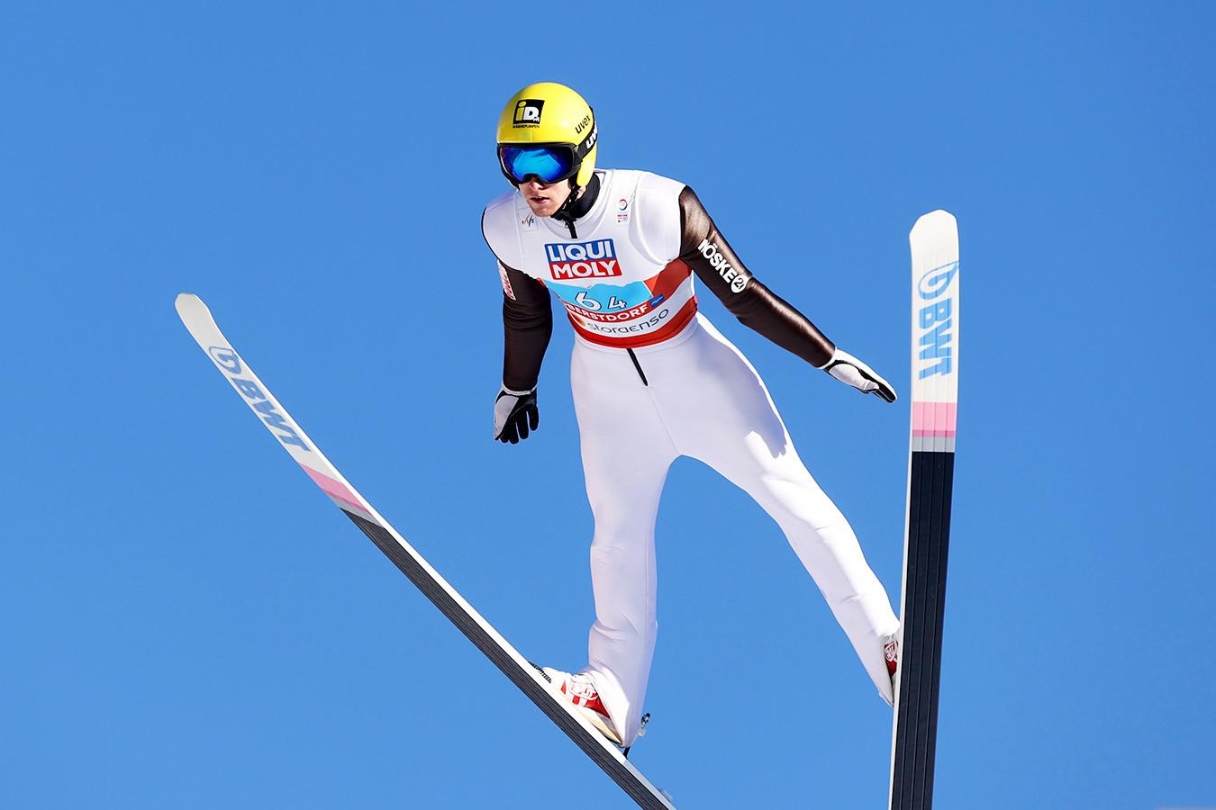 Немецкие «летающие лыжники» выиграли золото ЧМ в миксте, россияне — седьмые