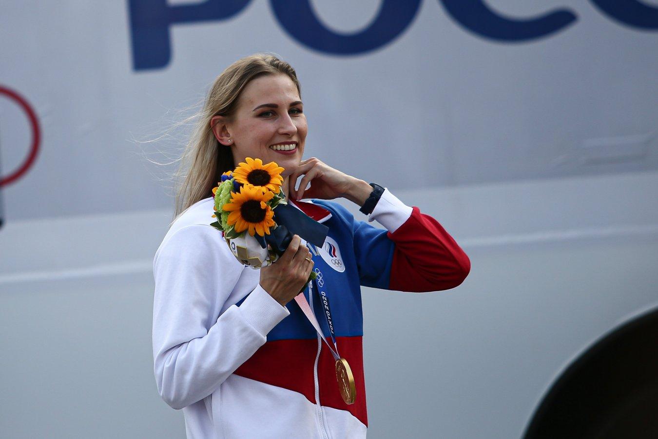 Олимпийская чемпионка Шишкина предложила Карпину проводить тренировки по 10 часов