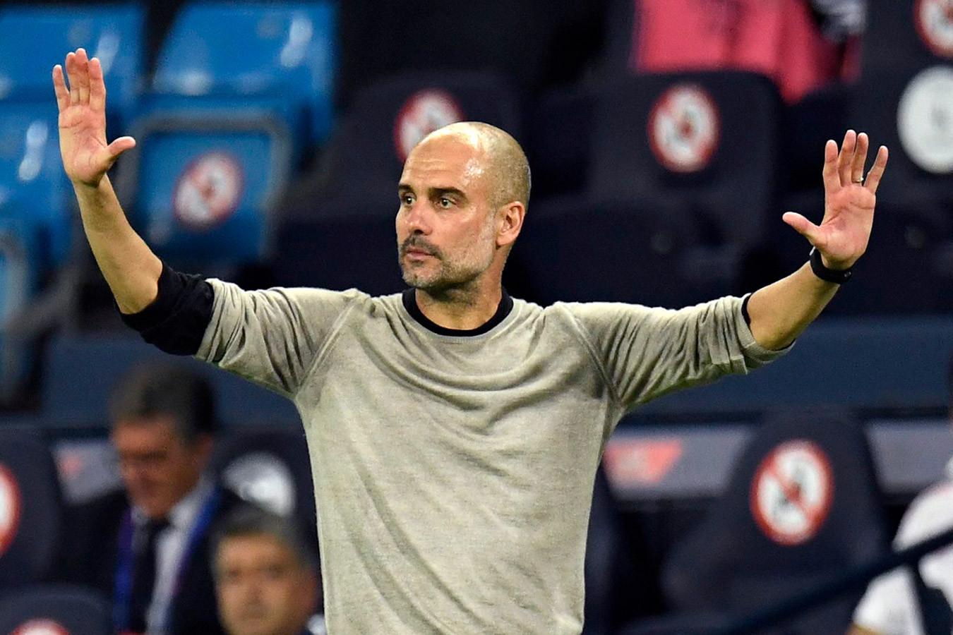 «Манчестер Сити» объявил о продлении контракта с Хосепом Гвардиолой