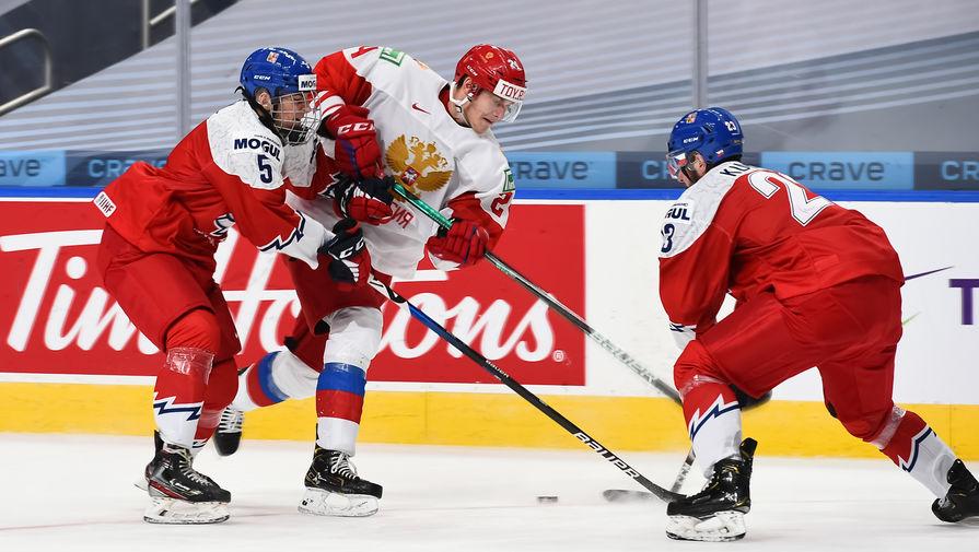 Ларионов похвалил игроков сборной России за матч с Чехией