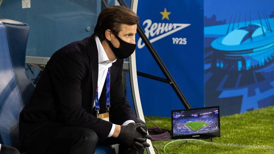 Семак объяснил поражение в игре против 'Боруссии'