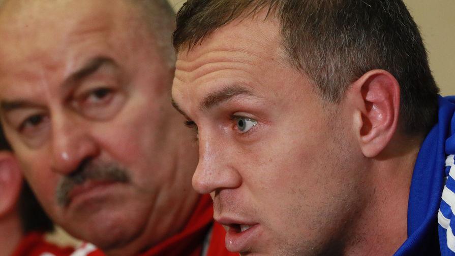 Черчесов рассказал, каким результатом на Евро-2020 он будет доволен