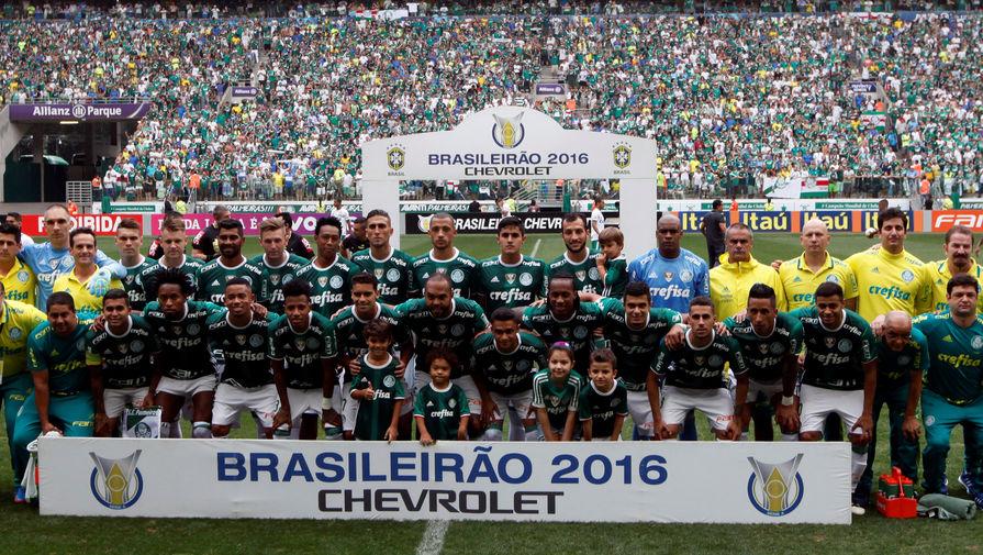 'Палмейрас' стал полуфиналистом Кубка Либертадорес