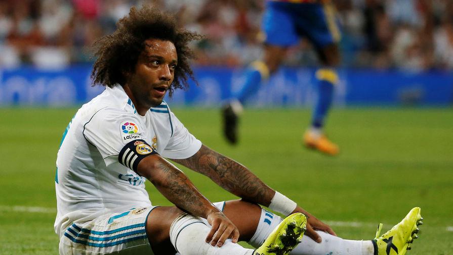 Марсело станет первым иностранным капитаном 'Реала' с 1904 года