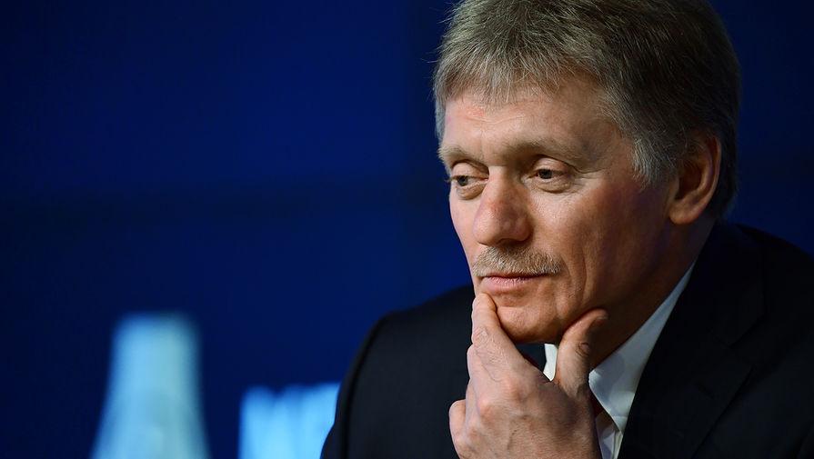 Песков заявил, что Путин не должен оценивать работу Черчесова
