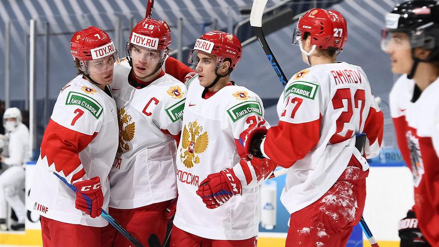 Шведский хоккеист обвинил россиян в грязной игре в матче МЧМ