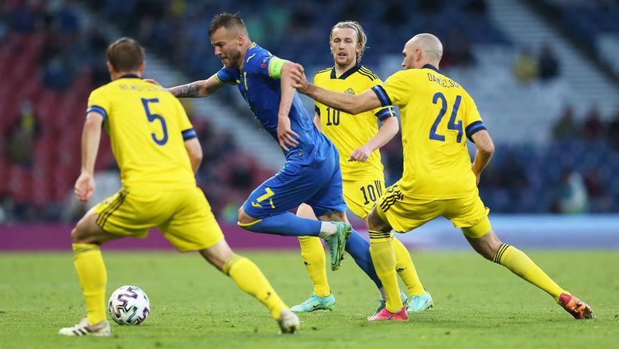 Заслуженный тренер России заявил, что Украина пройдет Англию