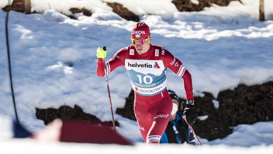 Большунов и Ретивых вышли в финал командного спринта на ЧМ