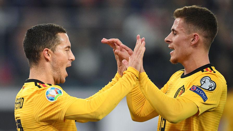 Бельгийский вратарь рассказал, почему у России нет своих Де Брейне и Азара