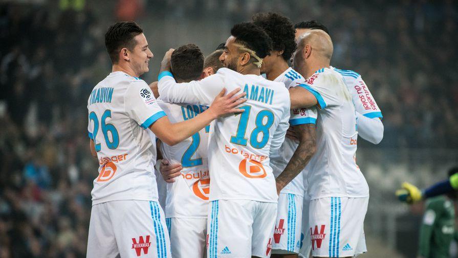 'Порту' обыграл 'Марсель' в Лиге чемпионов