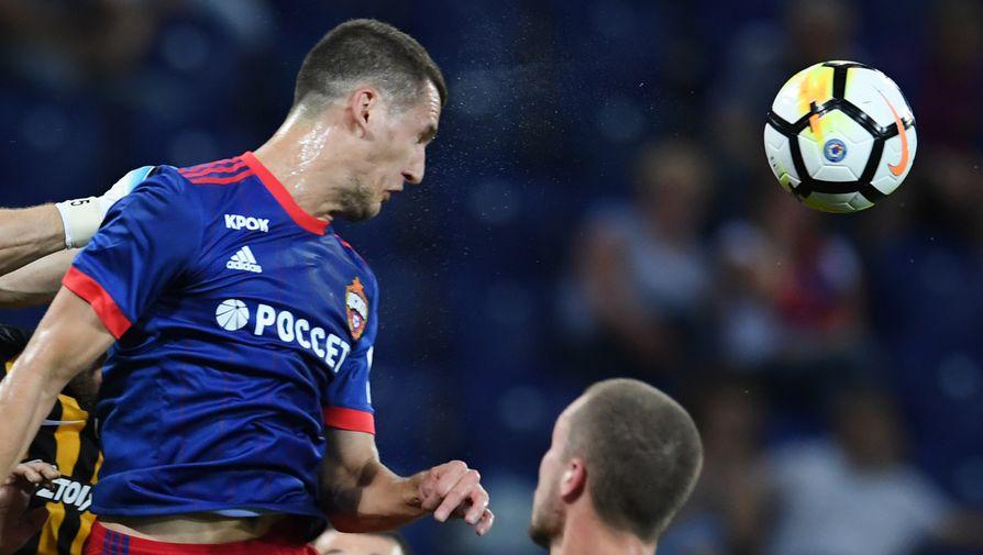 ЦСКА предложил новый контракт Васину
