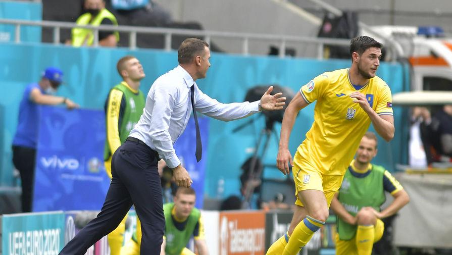 Бышовец считает, что Шевченко успел сделать в сборной Украины больше, чем Черчесов в России