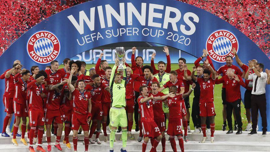 'Бавария' в меньшинстве обыграла 'Зальцбург' в Лиге чемпионов