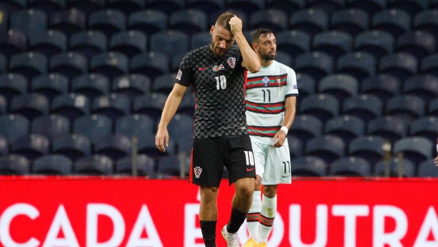 Главный тренер сборной Хорватии поделился мнением о выступлении команды