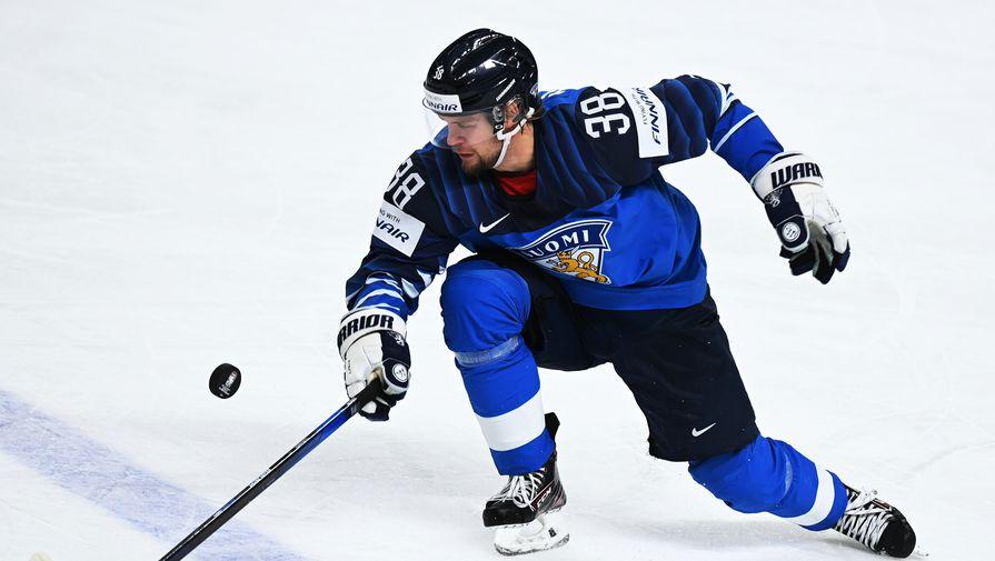 Сборная Финляндии обыграла сборную Чехии и вышла в полуфинал ЧМ