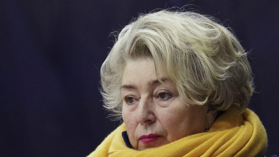 Тарасова осталась в восторге от выступления Мишиной и Галлямова на КЧМ