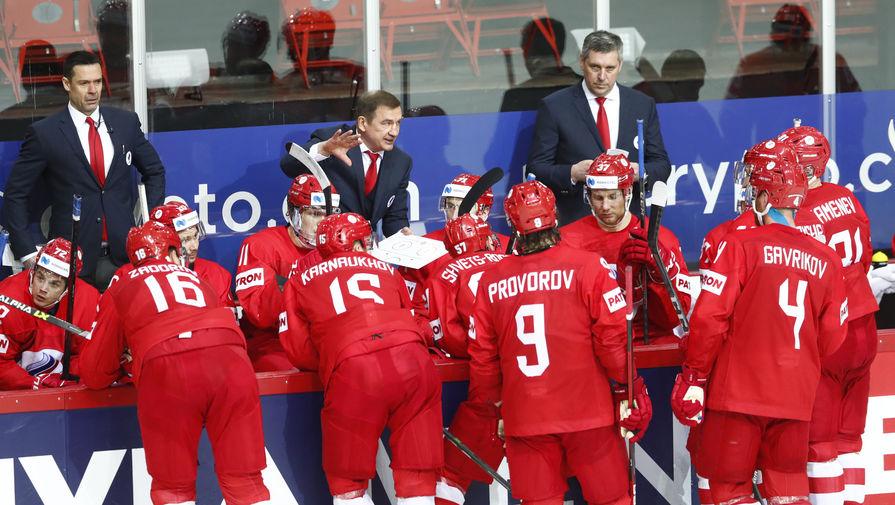 Комментатор Андронов назвал игру сборной России 'фантастическим позорищем'