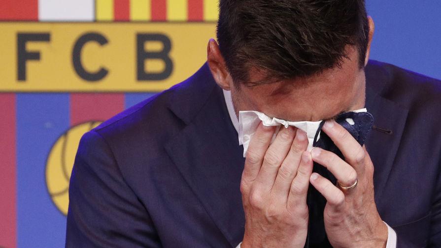 'Барселона' предложила Месси остаться в клубе