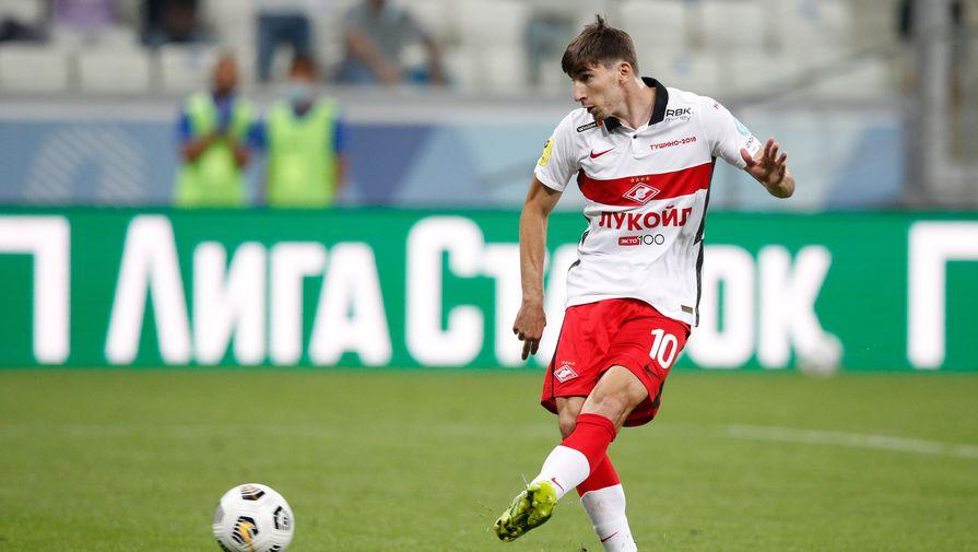 Орлов не понял вызова Бакаева в сборную России