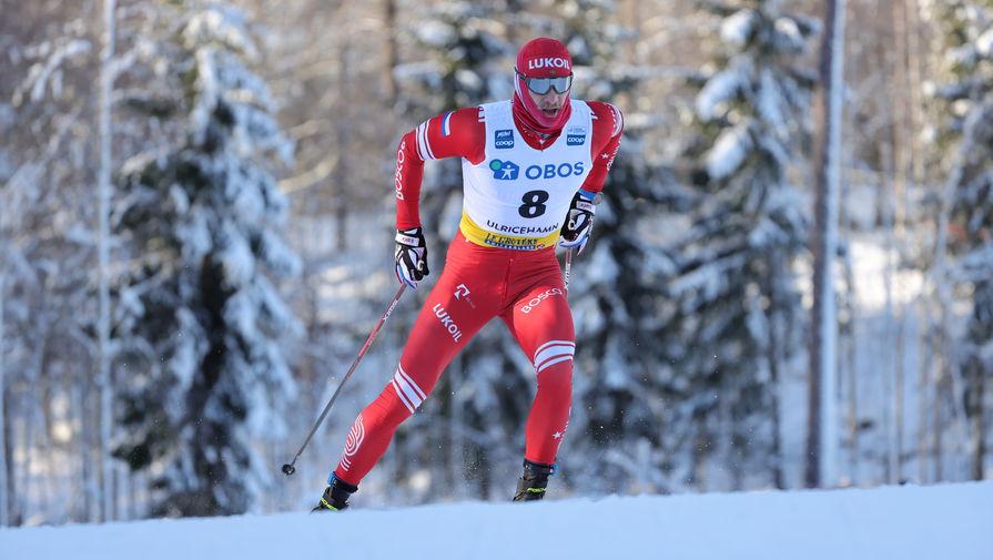 Лыжник Ретивых назвал тяжелой трассу в спринте на ЧМ-2021
