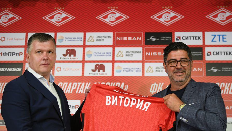 Гендиректор 'Спартака' заявил, что клуб не ищет нового главного тренера