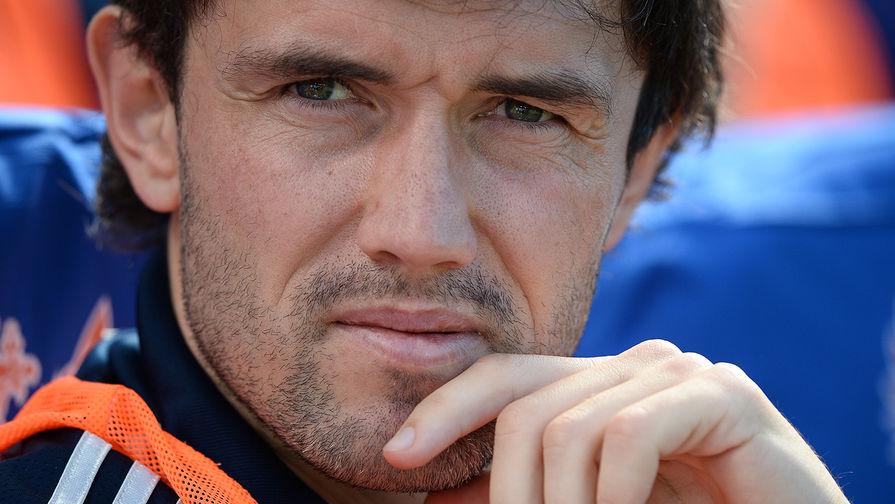 Черчесов заявил, что Жирков больше не сыграет на Евро