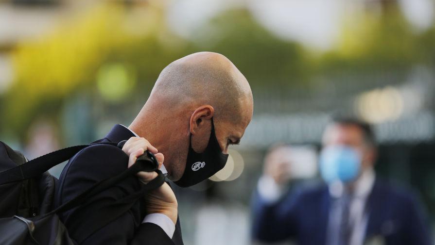Футболист мадридского 'Реала' заразился коронавирусом перед матчем Лиги чемпионов