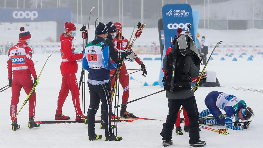 Финский лыжник отреагировал на наказание Большунова