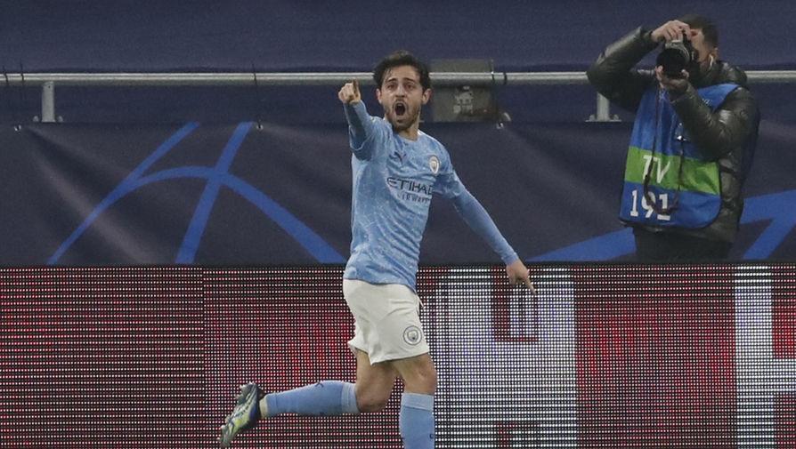 'Манчестер Сити' одержал 20-ю победу подряд, обыграв 'Вест Хэм'