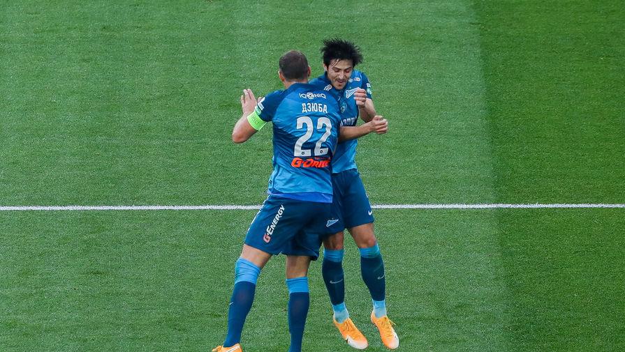 Азмун был признан лучшим игроком чемпионата России по версии футболистов