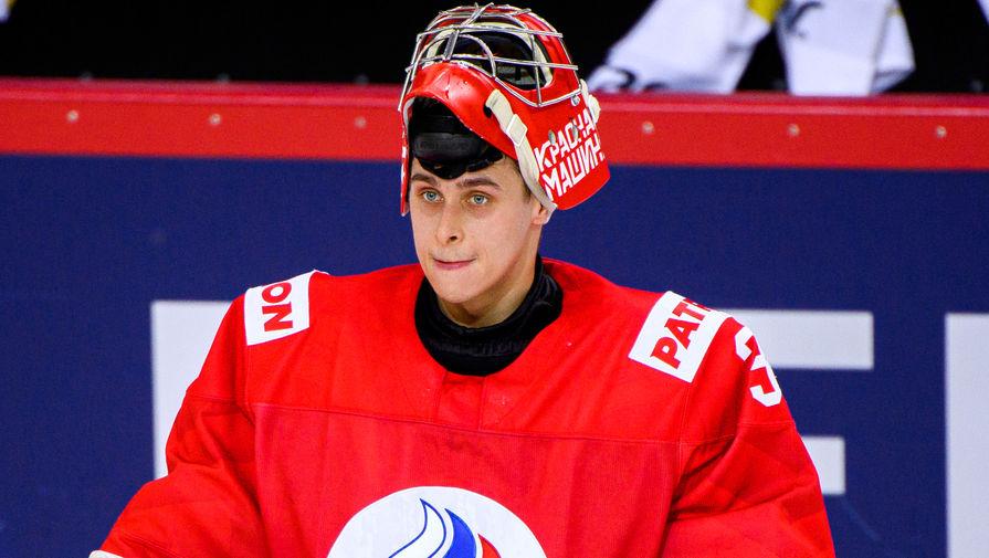 Россия обыграла Швецию в матче чемпионата мира по хоккею и вышла в плей-офф