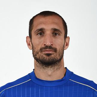 Защитник сборной Италии Кьеллини установил историческое достижение