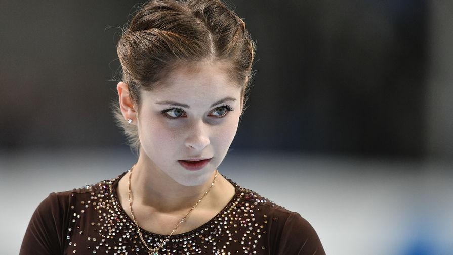 Академия Плющенко показала фото с тренировки Липницкой