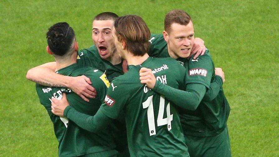 Стали известны стартовые составы на матч 'Химки' - 'Локомотив'