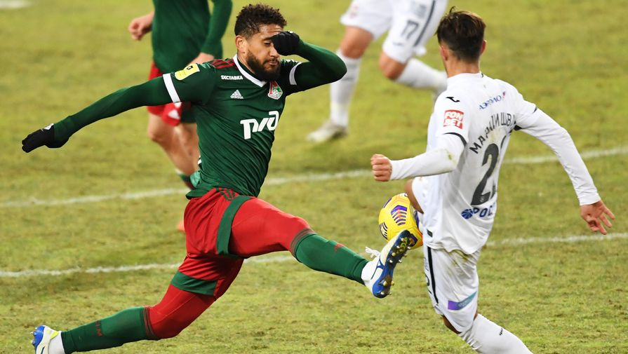 Футболист Марадишвили перешел из ЦСКА в 'Локомотив'