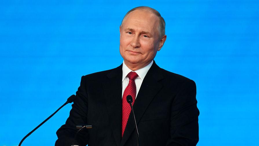 Путин оценил выступление российских синхронисток на Олимпиаде-2020