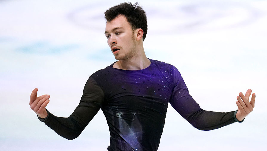 Фигурист Алиев снялся с чемпионата России