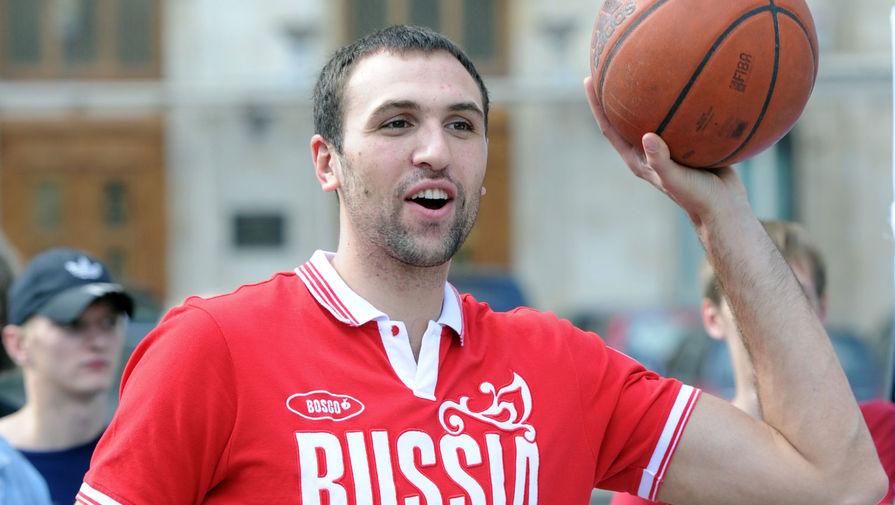 Чемпион Европы по баскетболу Шабалкин пострадал в ДТП