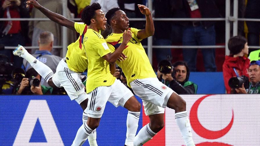 Колумбия в серии пенальти обыграла Уругвай и вышла в полуфинал Кубка Америки