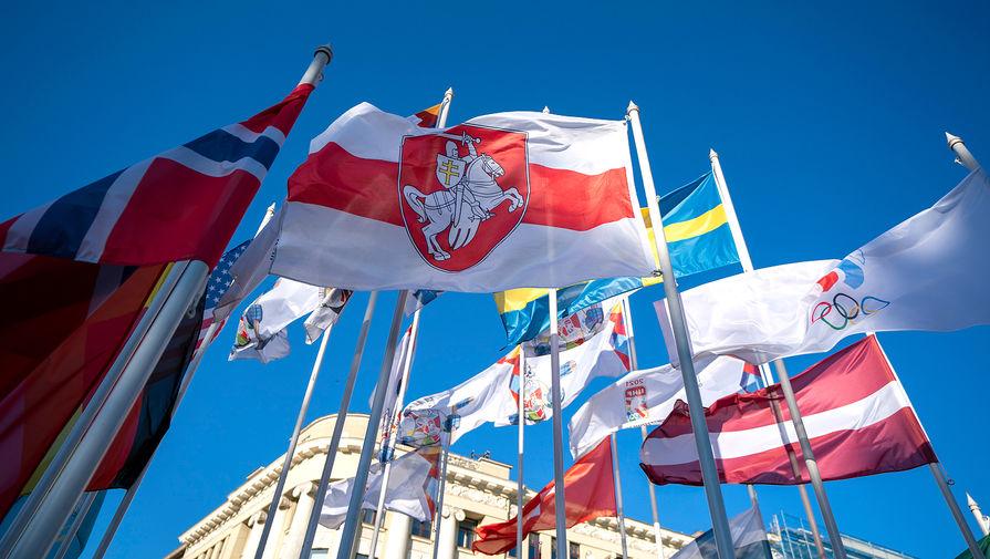 Латвийский депутат - о замене флага Белоруссии: это можно назвать только мальчишеством