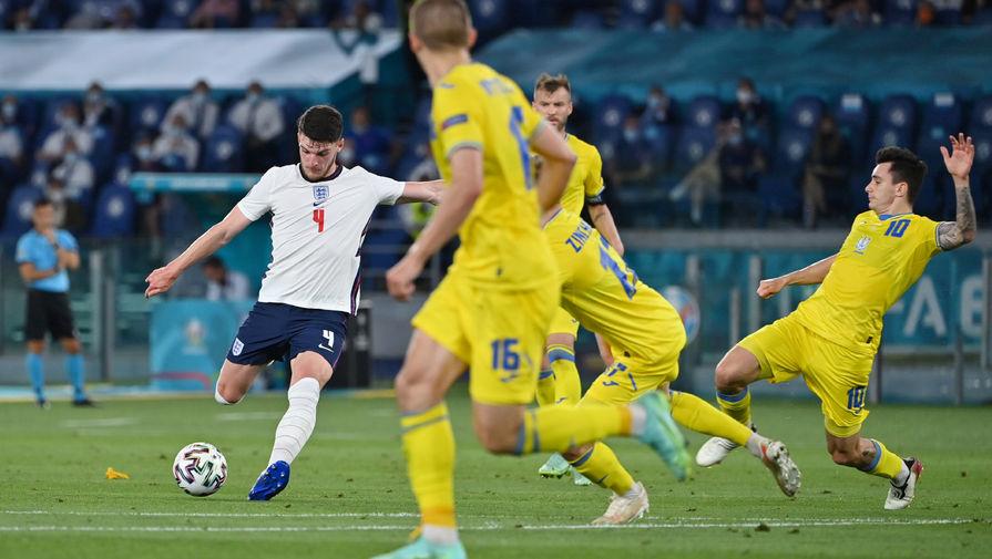 Защитник сборной Украины назвал причину разгромного поражения от Англии